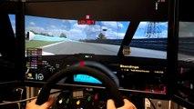 Fanatec ClubSport Wheel Base and BMW M3 GT2 Rim: iRacing.com Riley DP at Watkins Glen Classic Boot