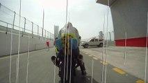 Track Day onboard Honda CBR 1000 RR Fireblade 2010, GoPro HD, 1080p