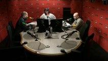 Libération avec Johan Hufnagel et Luc Mathieu, lauréat du Prix Albert Londres