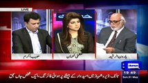 Haroon Rasheed Telling About Sindh Goverment And Sindh Police That What They're Doing With Poor Peoples Of Interior