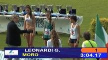 Campionati Italiani studenteschi Desenzano S/G 2015 - m. 1000 AF