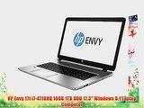 HP Envy 17t i7-4710HQ 16GB 1TB HDD 17.3 Windows 8.1 Laptop Computer