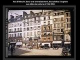 Paris au début du xxe siecle en couleurs