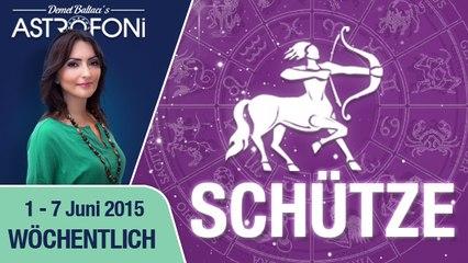 Monatliches Horoskop zum Sternzeichen Schütze (1-07 Juni 2015)