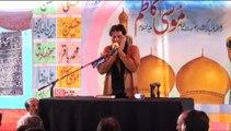 Zakir Syed Zaigham Abbas Shah Gujrat Majlis e Aza Zakir Syed Iqbal Hussain Shah Bajarwala 30 March 2015