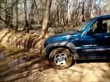 Diesel Jeep Liberty CRD GDE ECO tune daily driver - video