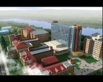 Project Domino: Student Residence Animation
