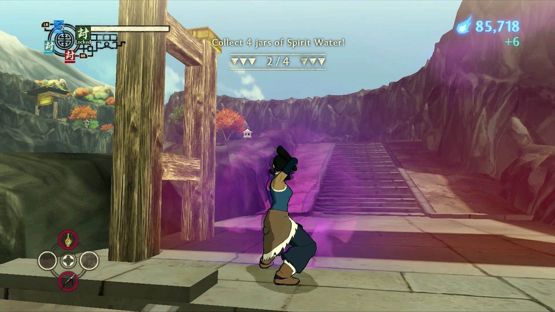 The Legend of Korra [02]: Randale im Tempel - Let's Play The Legend of Korra [GERMAN][HD]