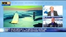 """Atterrissage forcé de Solar Impulse 2: """"C'était trop dangereux de continuer"""""""