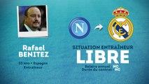 Officiel : Benitez, nouvel entraîneur du Real Madrid !