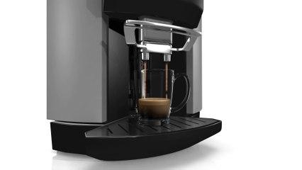 """Animation 3D """"Espresso"""" intégrée dans notre application 3Dswipe pour Krups Automatic Expresso"""