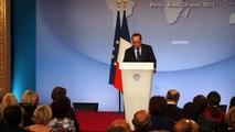 Réveil-FM: François Hollande face aux Ambassadeurs à l'Elysée 3