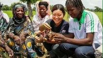 第5回 アフリカ開発会議 TICAD V ~躍動のアフリカと手を携えて~
