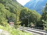 Swiss Narrow Gauge Trains (1)