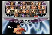 Tekken Tag Tournament - Kazuya + Jin