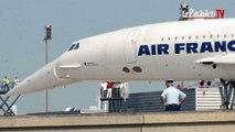 Les anciens du Concorde se souviennent avec émotion du supersonique