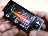 Sony Ericsson XPERIA X1 Videotour