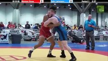Greco GR 98 KG - Marcus Finau vs. Tyler Lehmann
