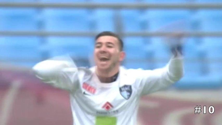 La compil' des 18 buts de Mickaël Le Bihan