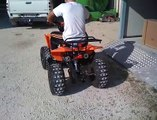 MINIQUAD ATV 125cc PIT BIKE MINI QUAD MINIMOTO POCKET BIKE DIRT BIKE