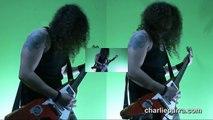 Big 4 in 4 minutes (Metallica, Megadeth, Anthrax, Slayer mashup)
