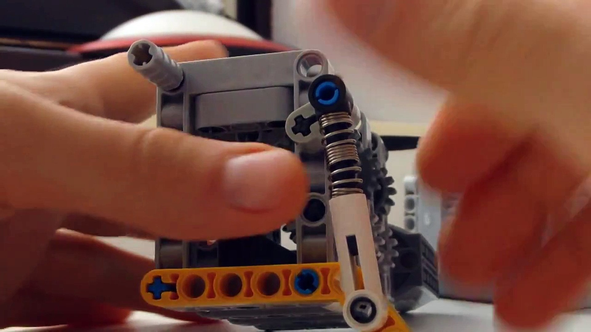 Real Working Lego Automatic Gearbox Video Dailymotion