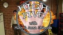 Mike Shinoda and Anna Shinoda - Loveline High Five