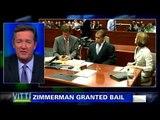 Roy Black on CNN Piers Morgan Discussing Zimmerman Bail