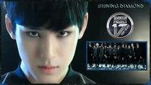 Seventeen - Shining Diamond MV HD  k-pop [german Sub] 1st Mini Album `17 CARAT`