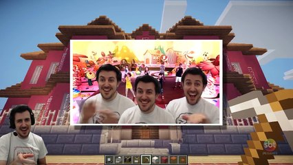 SBT no #Minecraft - VOCÊ, Chiquititas e INICIANDO O TÉRMINO do Orfanato!