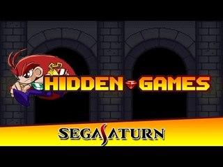 3 pépites de la Sega Saturn - HIDDEN GAMES #6