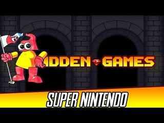 3 Pépites de la Super Nintendo - HIDDEN GAMES #4