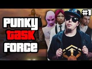 Jouez à GTA V avec PuNkY ! - Zapping #1 - PuNkY Task Force
