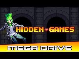 3 pépites de la Megadrive - HIDDEN GAMES #5