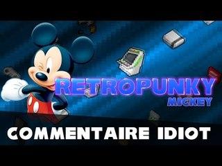 RETROPUNKY #3 - Commentaire idiot