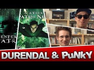 Les jeux Matrix - Durendal & PuNkY