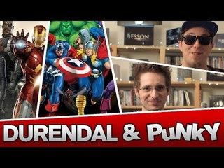 Les jeux Marvel - Durendal & PuNkY