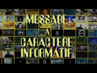 2015, arrêt de Tipeee, Hidden Games - Message à caractère informatif