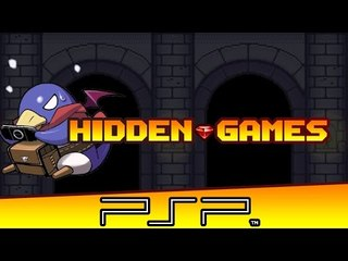 3 Pépites de la PSP - HIDDEN GAMES #7