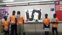 Galileo School FLL 2009 Smart Move Project Presentation