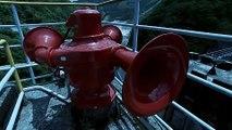 日本初の近代的機械化建設ダム~塚原ダム~ |九州電力