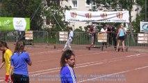 Demi-finales, championnat de France de combiné Jeunes, Sport Boules, Langogne 2015