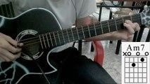 """▶""""Hallelujah/Aleluya"""" ~ Il Divo◀   Cover en Guitarra   Con Acordes/Chords  LorDXaErOGuiTaR *2013✔"""