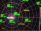 Air Controllers Tracking an Unidentified Flying Object UFO / OVNI on radar !