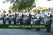 DCI Madison Scouts Drumline 2006