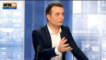"""Régionale en Nord-Pas-de-Calais-Picardie: Marine Le Pen est """"la meilleure candidate"""", selon Philippot"""