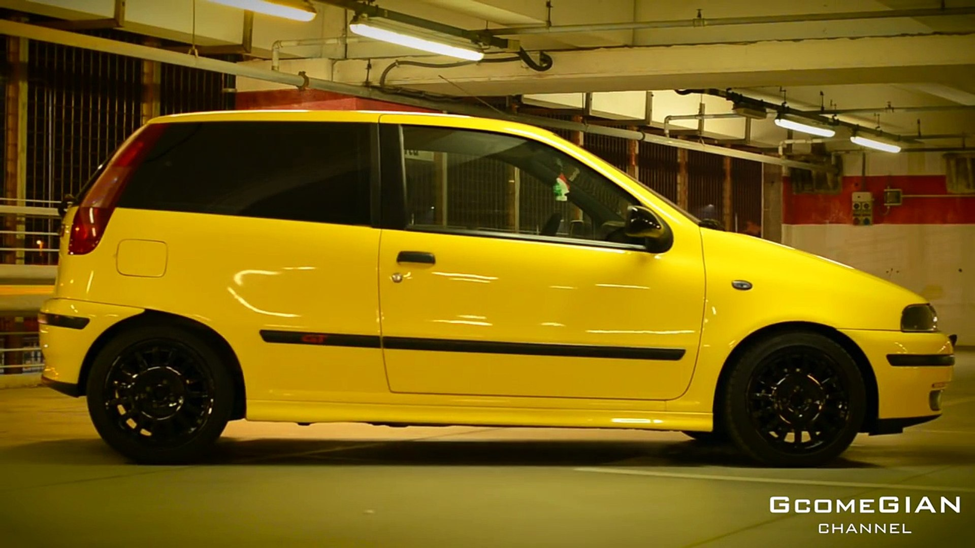 Fiat Punto Gt Turbo Acceleration Sound Exhaust Loud Pop Off Trailer Video Dailymotion