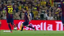 Lionel Messi vs Athletic Bilbao  Copa del Rey Final  30515 HD