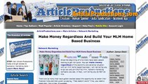 True Article Marketing Content Syndication By Article Productions