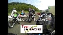 Kawasaki Er6 - Folembray - Team LH Racing - Session 2